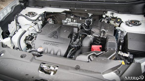 Mitsubishi ASX - silnik benzynowy MiVEC