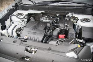 Mitsubishi ASX - środek - 16