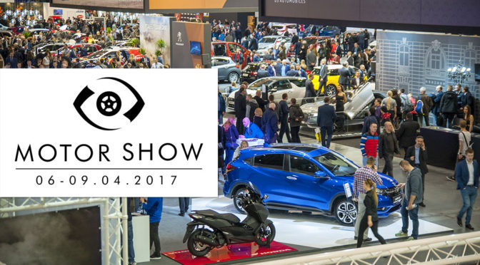 Poznań Motor Show 2017 - informacje i 5 premier, które chcę tam zobaczyć