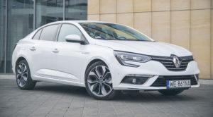 "Renault Megane GrandCoupe Intens 1,5 dCi 110 EDC. Sedan z efektem ""wow"" – TEST"