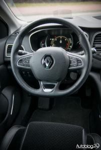 Renault Megane GrandCoupe - środek - 02