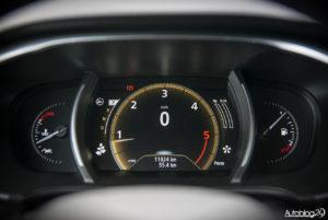 Renault Megane GrandCoupe - środek - 06