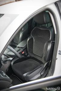 Renault Megane GrandCoupe - środek - 13