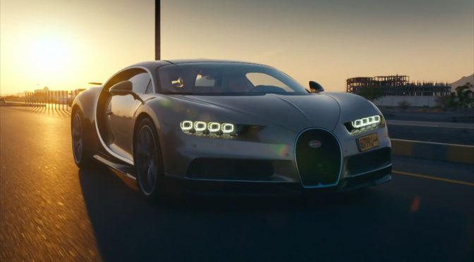 Top Gear 24x04 - dominacja Bugatti Chiron i jego testy. To mi się podoba