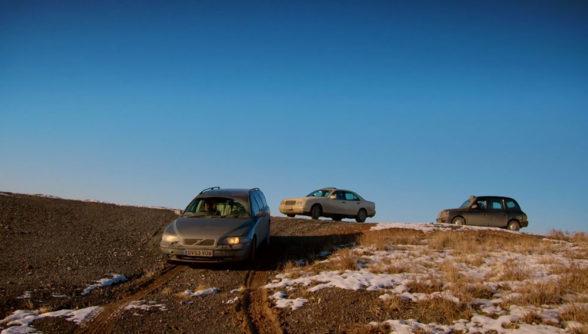 Top Gear - wyprawa do Kazachstanu