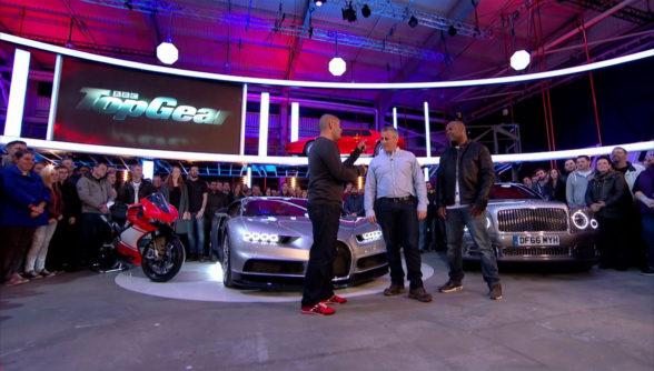 Top Gear S24E04 - studio