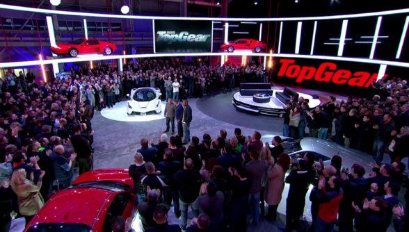 Top Gear - nowe studio w 24 sezonie