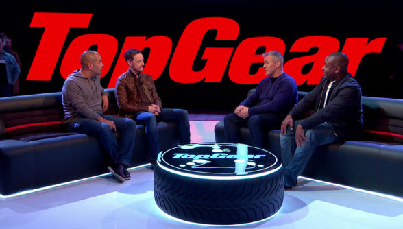 Top Gear sezon 24 - gość programu