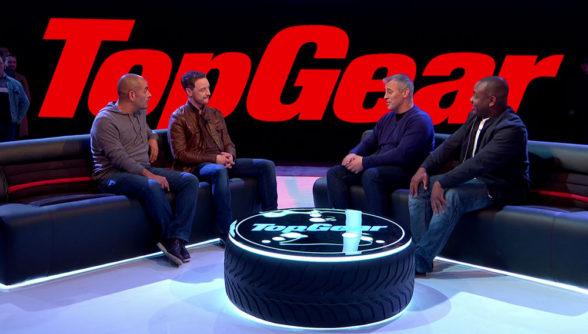 Top Gear sezon 24 - gość programu