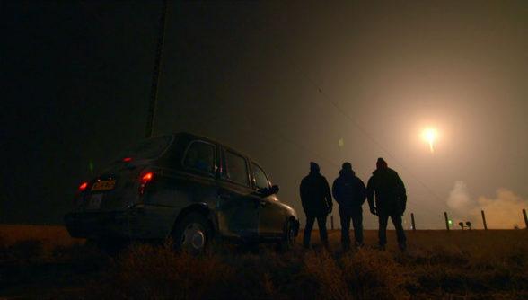 Top Gear sezon 24 odcinek 1 - start rakiety