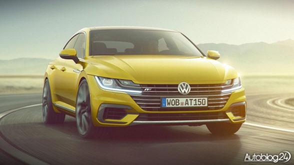 Volkswagen Arteon - nowy model z 2017 roku
