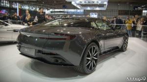 Aston Martin DB11 - Poznań Motot Show