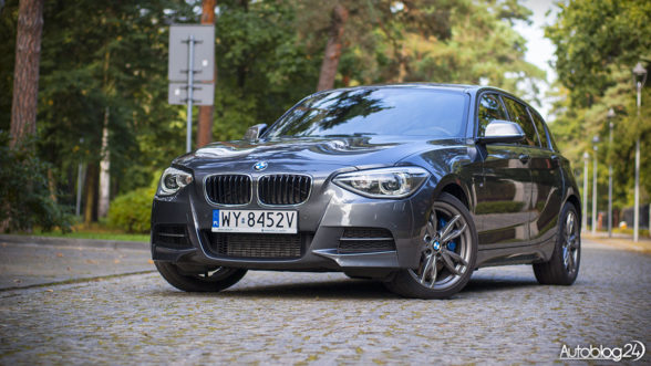 BMW M135i - sportowy hatchback