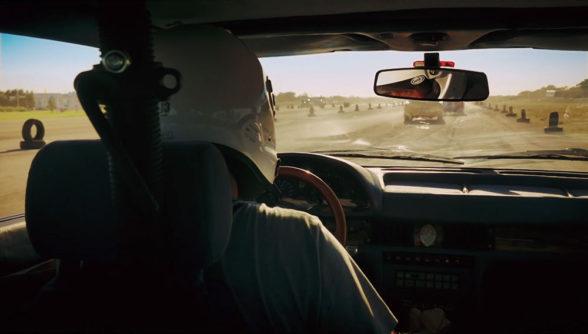Chris Harris - wyścig na Kubie