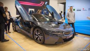 Elektryczne BMW i8