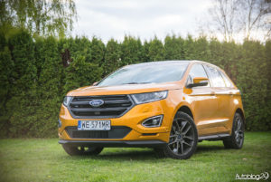 Ford Edge Sport - 01