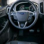 Ford Edge Sport - środek - 02