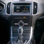 Ford Edge Sport - środek - 03