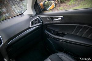 Ford Edge Sport - środek - 04