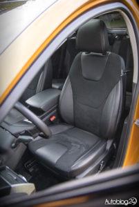 Ford Edge Sport - środek - 15