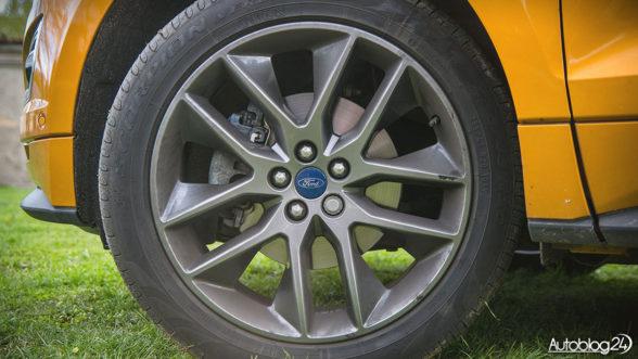 Ford Edge - felgi