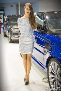 Hostessy Poznań Motor Show 2017 - 12