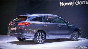 Hyundai i30 kombi - 2017