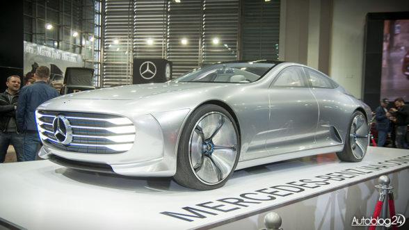 Koncept Mercedes IAA