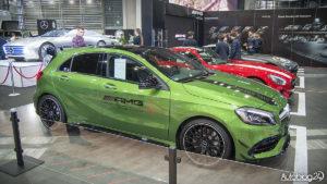 Mercedes - strefa AMG