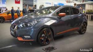 Nissan Micra K14 - zadziorny przód