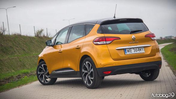 Nowe Renault Scenic