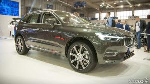 Nowe Volvo XC60 - 2017