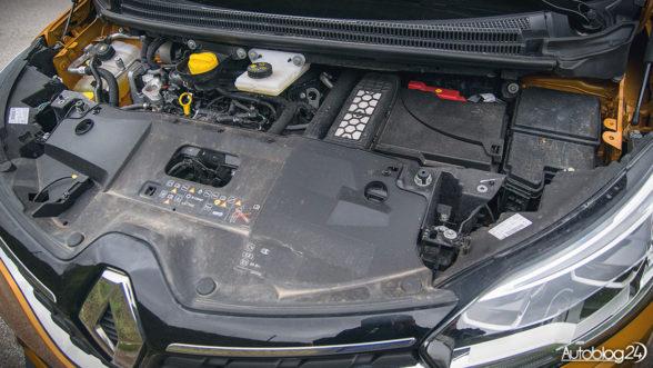 Renault Scenic - diesel 1,6 dCi 130