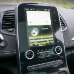 Renault Scenic - środek - 06