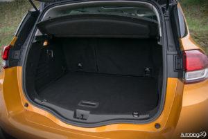 Renault Scenic - środek - 12