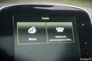 Renault Scenic - środek - 16