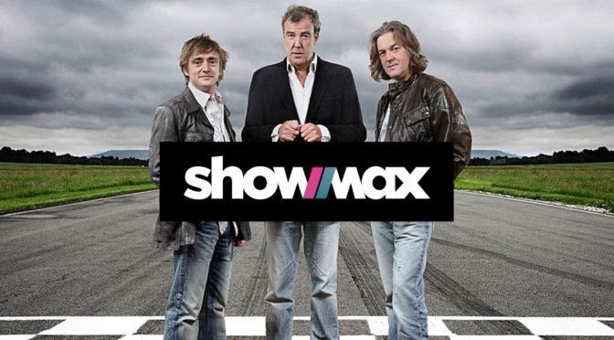 Wszystkie sezony Top Gear w HD na ShowMax – 220 odcinków czeka