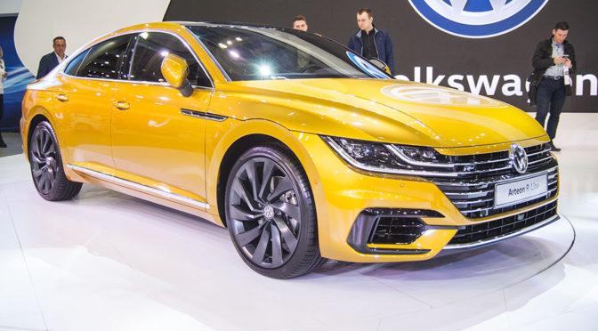 Volkswagen Arteon - premiera w Polsce. Znamy już ceny tego auta u nas