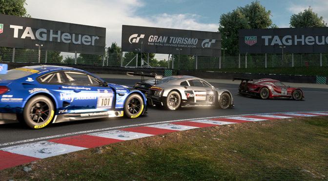 Gran Turismo Sport beta - patch 1.05 to prawdziwy test łącz graczy