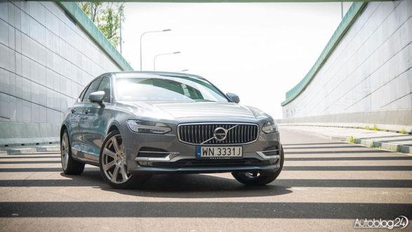 Nowe Volvo S90