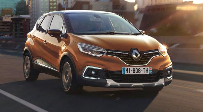 Renault Captur po FL (2017) - znamy cennik tego crossovera w Polsce