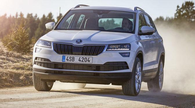 Skoda Karoq – SUV skazany na sukces. Silniki, informacje, opinie