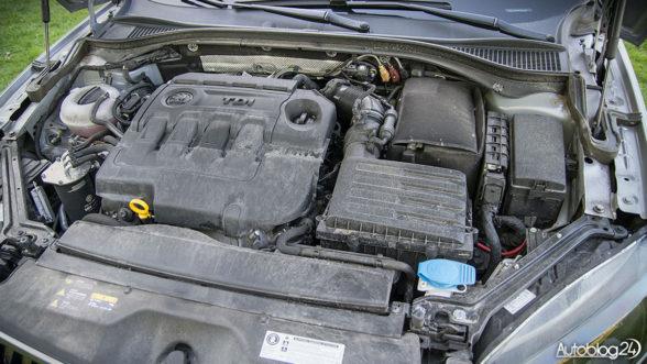 Skoda Superb - silnik 2,0 TDI