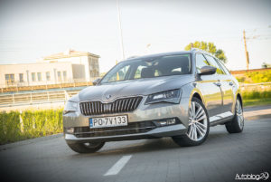 Skoda Superb kombi - 04