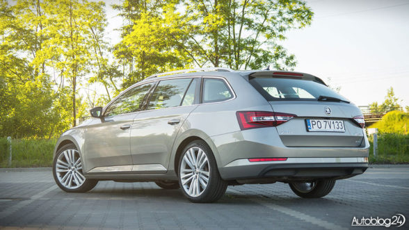 Skoda Superb kombi 2017