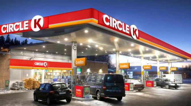 Koniec Statoil. Stacje benzynowe Circle K wkraczają do Polski
