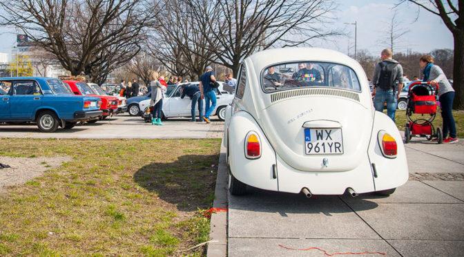 Stare samochody i Warszawa - Youngtimer, spoty, rajdy w 2017 roku. Gdzie i kiedy się odbywają?