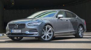 Volvo S90 Inscription D5 AWD Geartronic. Sedan premium z prawdziwego zdarzenia – TEST