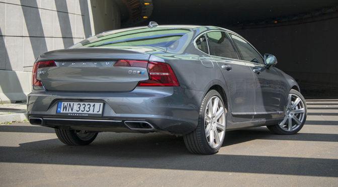 Diesel D5 235 KM w Volvo - przyspieszenie i osiągi tego silnika robią wrażenie