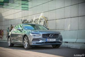 Volvo S90 - galeria - 09